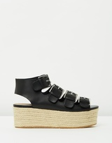 Spurr Kym Flatforms