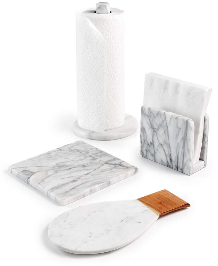 Thirstystone Marble Serveware Collection
