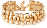 Forever 21 Sweet Faux Pearl Bracelet