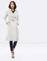 Armani Jeans Trench Coat