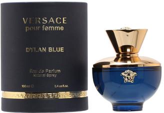 Versace 3.4Oz Dylan Blue Pour Femme Eau De Parfum Spray