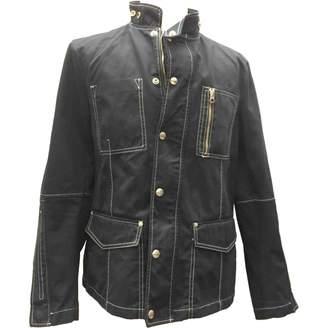 Armani Jeans Navy Denim - Jeans Jackets