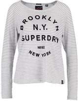 Superdry Jumper grey/white