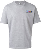 Kenzo retro logo T-shirt - men - Cotton/Nylon - L