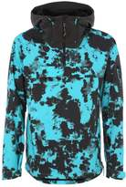 O'neill Jeremy Jones Rider Snowboard Jacket Teal Blue