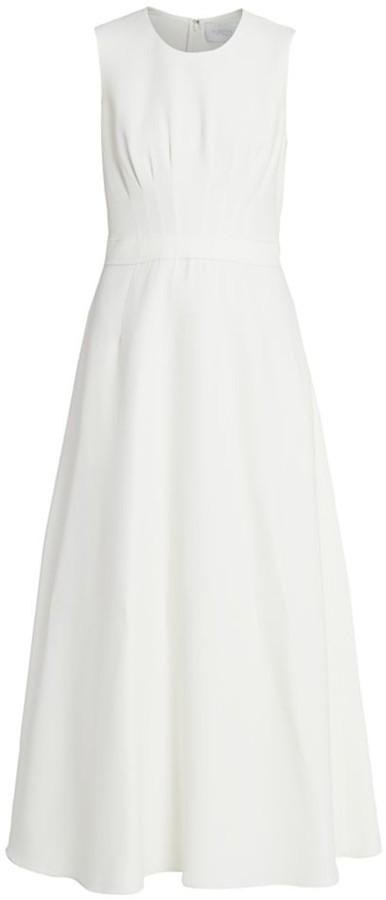 Giambattista Valli Sleeveless Midi Dress