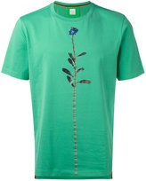 Paul Smith flower detail T-shirt - men - Cotton - S