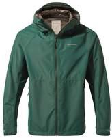 Craghoppers - Green Remus Waterproof Hooded Jacket
