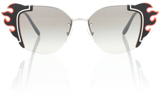 Prada Flame sunglasses