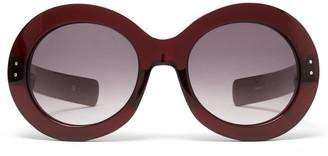 Oliver Goldsmith Sunglasses Koko 1966 Cherry