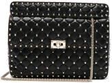 Valentino Large Quilted Rockstud Spike Shoulder Bag