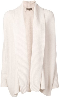 N.Peal Shawl Collar cardigan