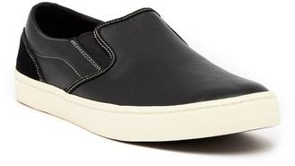 Cole Haan Nantucket Deck Leather Slip On Sneaker