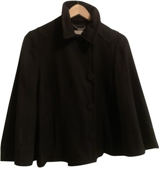 See by Chloe Black Cotton Jackets