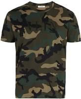 Valentino VLTN camouflage-print cotton-jersey T-shirt