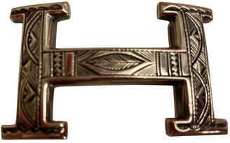 Hermã ̈S HermAs Boucle seule / Belt buckle Silver Other Belts