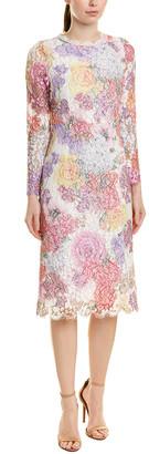 BURRYCO Sheath Dress