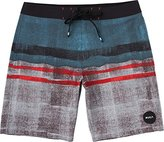 RVCA Men's Barracuda Trunk Boardshort