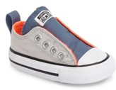 Converse Toddler Chuck Taylor 'Simple Slip' Sneaker
