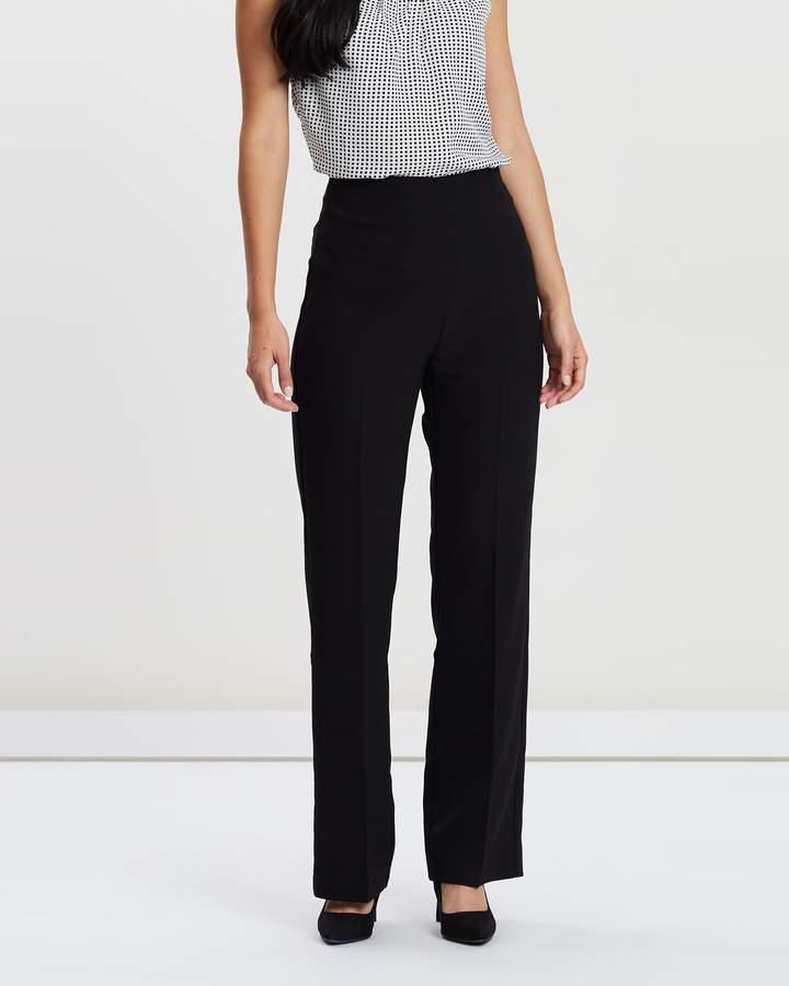 Forcast Gloria Straight Pants