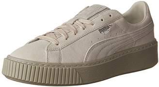 Puma Women's Basket Platform Reset WN's Fashion Sneaker