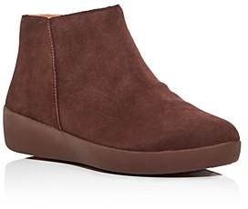 Sumi Platform Booties - ShopStyle Boots