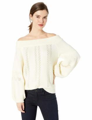 MinkPink Women's Always Sweater