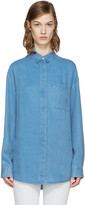 Acne Studios Indigo Denim Bela Shirt