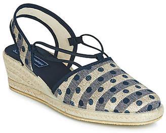 Rondinaud LACARA women's Espadrilles / Casual Shoes in Blue