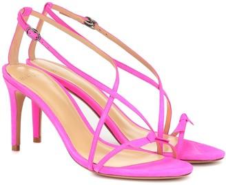 Alexandre Birman Anastassia 75 suede sandals