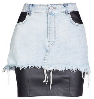 Alexander Wang Denim skirt