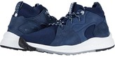 Columbia Sh/Fttm Outdrytm Mid (Collegiate Navy/White) Men's Shoes