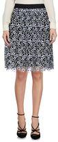 Self-Portrait Knee length skirt