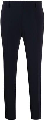 Alberto Biani Low-Waist Tapered Trousers