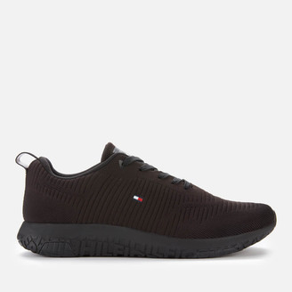 Tommy Hilfiger Men's Corporate Knit Rib Running Style Trainers