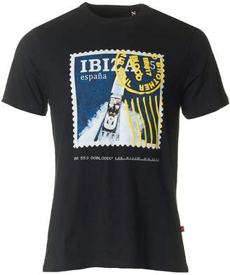 Blood Brother Ibiza T-shirt Colour: BLACK, Size: SMALL
