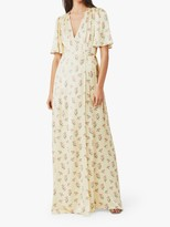 Ghost Perla Wrap Dress, Whimsy Bunches
