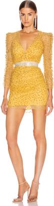 RÊVE RICHE Yala Dress in Cardinal Yellow | FWRD