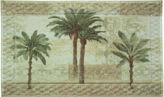 JCPenney Bacova Guild Bacova Citrus Palm Bath Rug