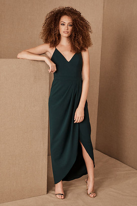 BHLDN Caron Dress By in Green Size 6