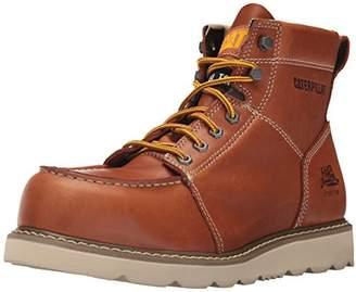 Caterpillar Men's Tradesman Steel Toe Industrial and Construction Shoe