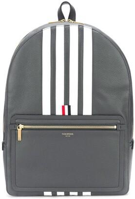 Thom Browne Striped Backpack