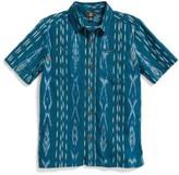 Volcom Boy's Slogan Print Woven Shirt