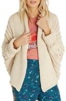 Billabong Women's Icy Sands Cocoon Cardigan