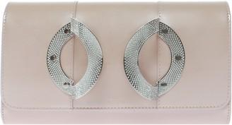 Perrin Paris La Croisette Crystal-Embellished Clutch