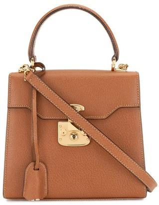 Gucci Pre-Owned Lady Lock two-way bag
