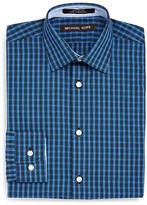 Michael Kors Boys' Small Plaid Woven Shirt - Sizes 8-18