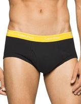 Calvin Klein Four-Pack Classic Fit Cotton Briefs