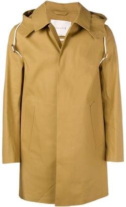 MACKINTOSH Bonded Short Raincoat