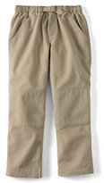 Classic Boys Climber Pants-Gray Heather/Rainbow Stripe